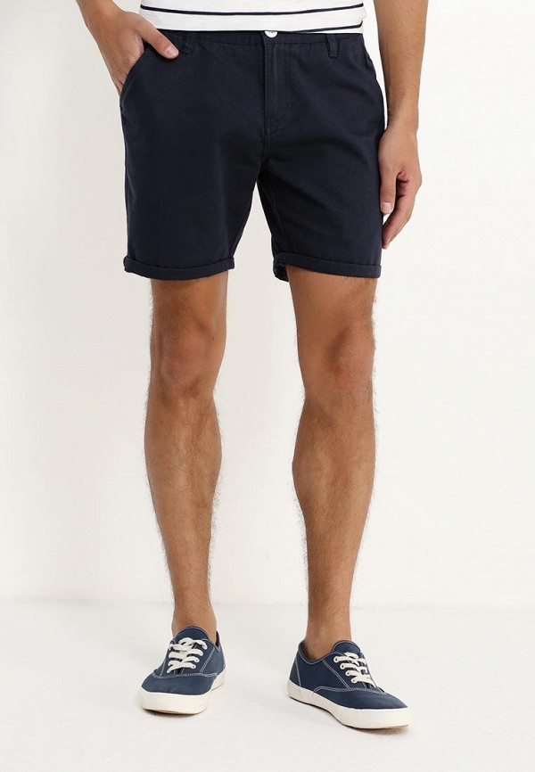 мужские повседневные шорты brave soul, синие