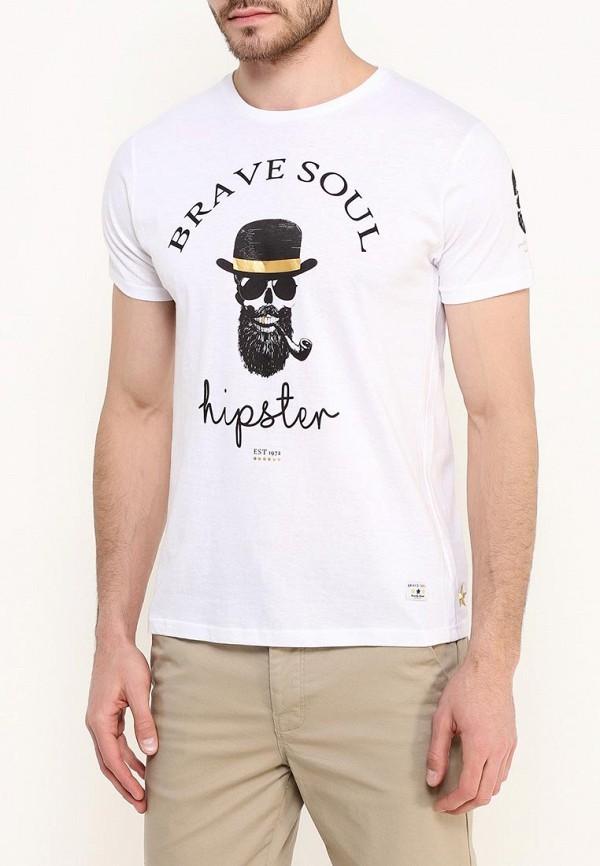Футболка Brave Soul Brave Soul BR019EMQEQ30 цены