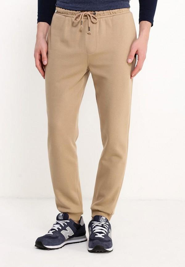 мужские спортивные брюки brave soul, бежевые