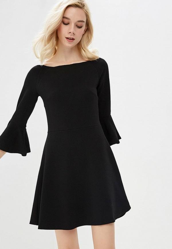 Купить Платье Brave Soul, BR019EWBSMC6, черный, Осень-зима 2018/2019