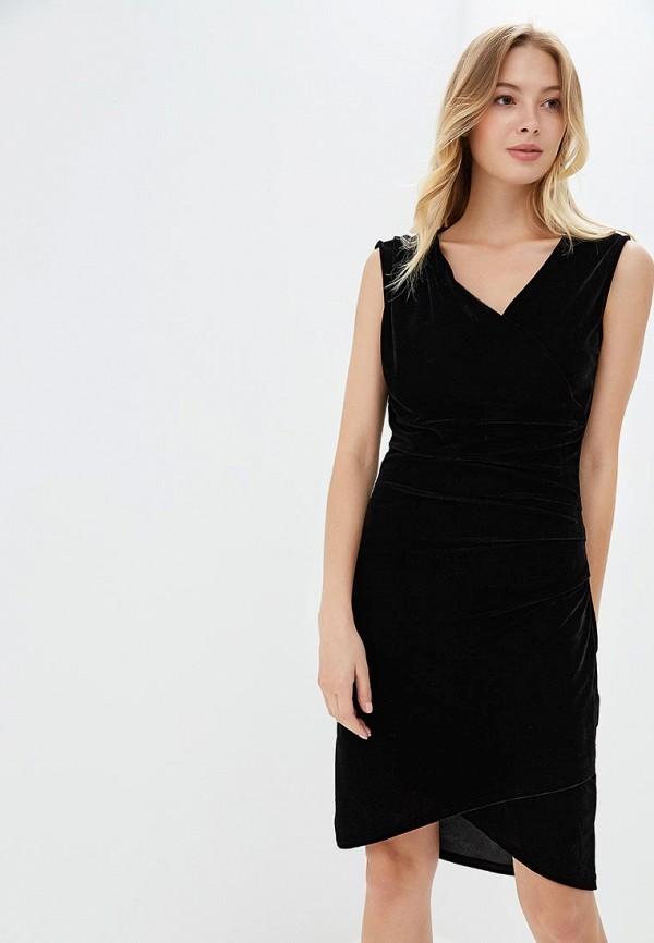 Купить Платье Brave Soul, BR019EWBSMD4, черный, Осень-зима 2018/2019