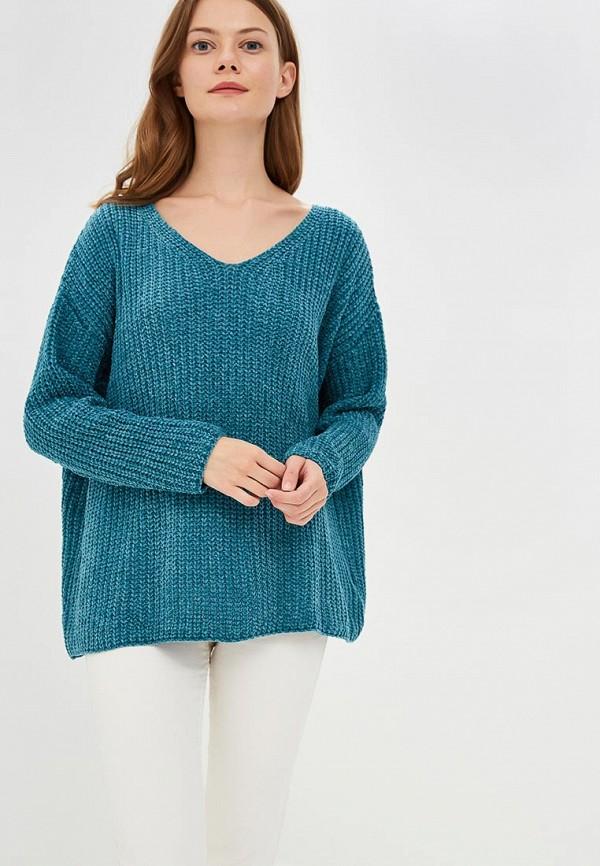 Купить Пуловер Brave Soul, br019ewbsmi1, голубой, Осень-зима 2018/2019