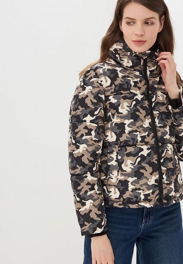 Купить Куртка утепленная Brave Soul, br019ewbsnc1, хаки, Осень-зима 2018/2019