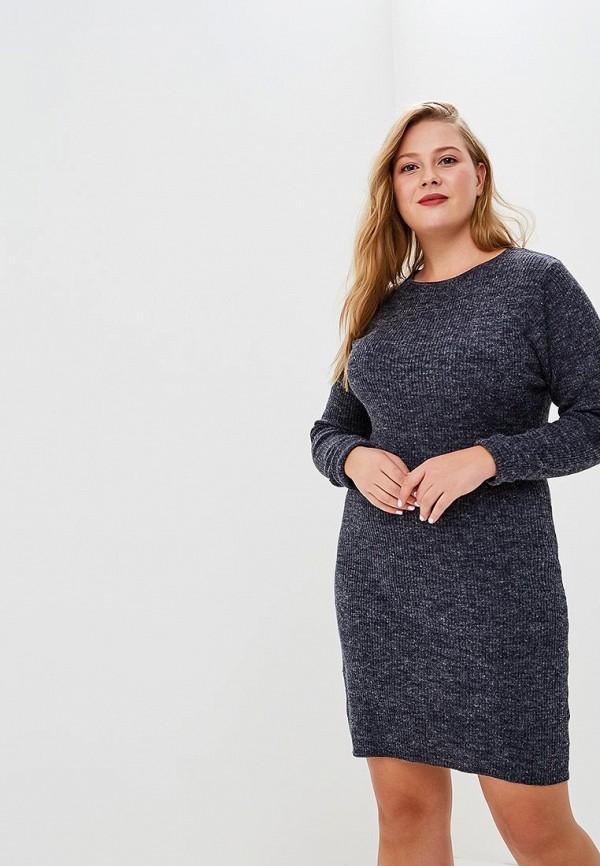 Купить Платье Brave Soul, br019ewbsnd8, синий, Осень-зима 2018/2019