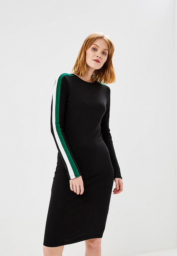 Купить Платье Brave Soul, br019ewbsne2, черный, Осень-зима 2018/2019
