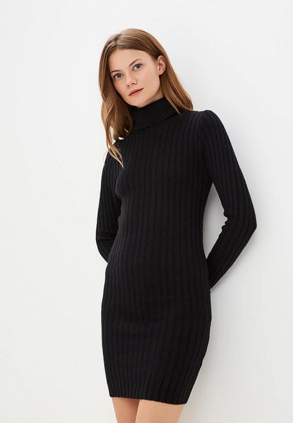 Купить Платье Brave Soul, br019ewbsnf7, черный, Осень-зима 2018/2019