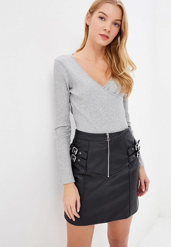Пуловер Brave Soul, br019ewbsns1, серый, Осень-зима 2018/2019  - купить со скидкой