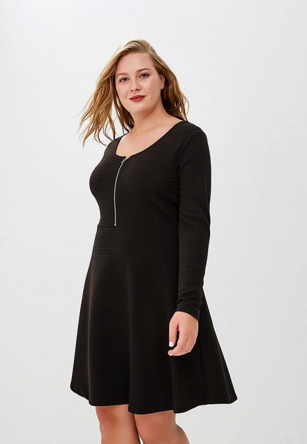 Купить Платье Brave Soul, BR019EWBSNU5, черный, Осень-зима 2018/2019