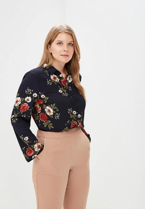 Купить Блуза Brave Soul, BR019EWBSNU7, черный, Осень-зима 2018/2019