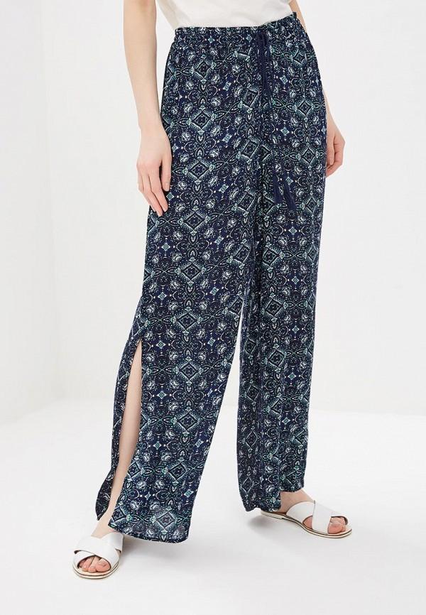 женские повседневные брюки brave soul, синие