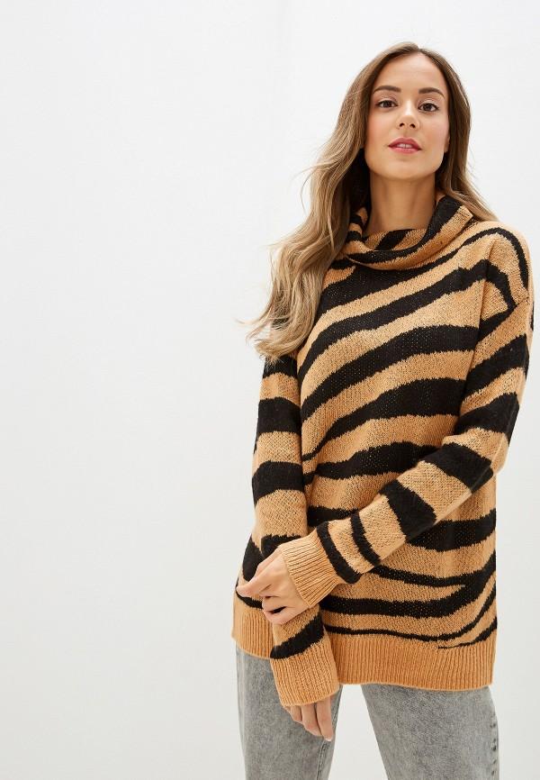 женский свитер brave soul, бежевый