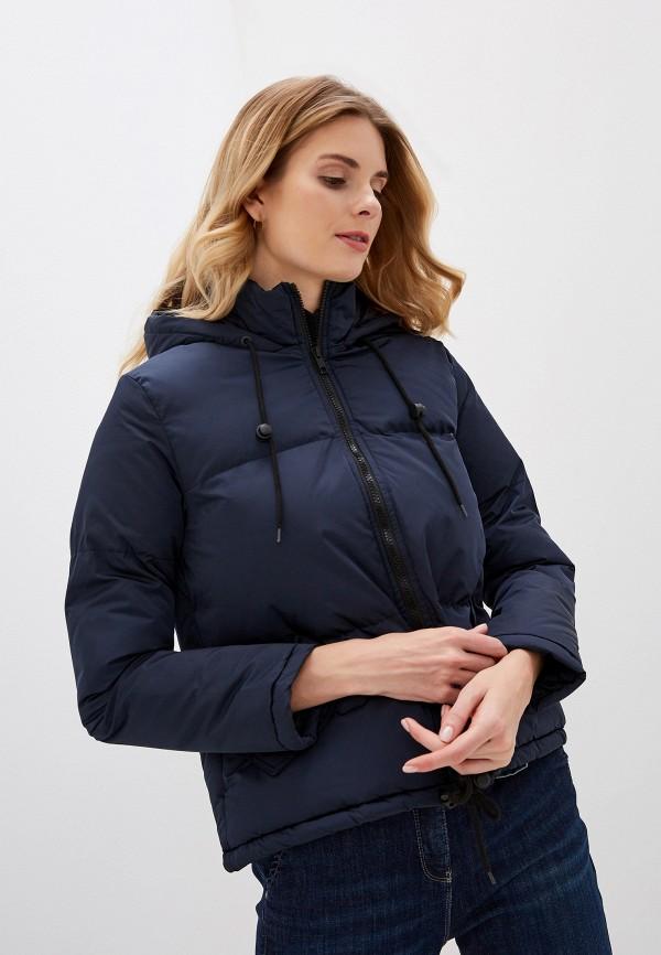 женская куртка brave soul, синяя