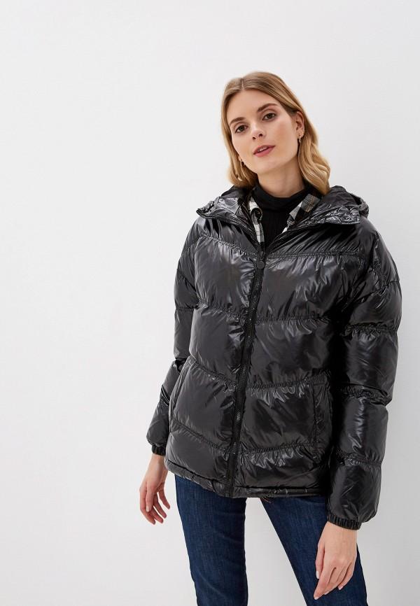 женская куртка brave soul, черная