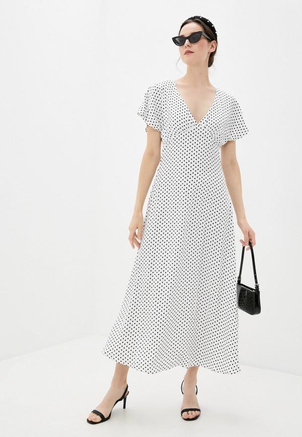 женское повседневные платье brave soul, белое