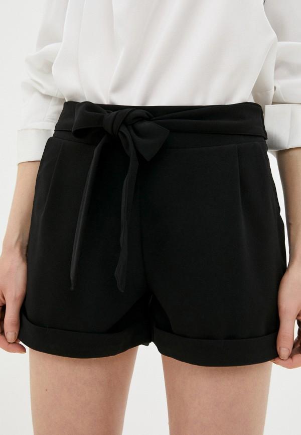 женские повседневные шорты brave soul, черные