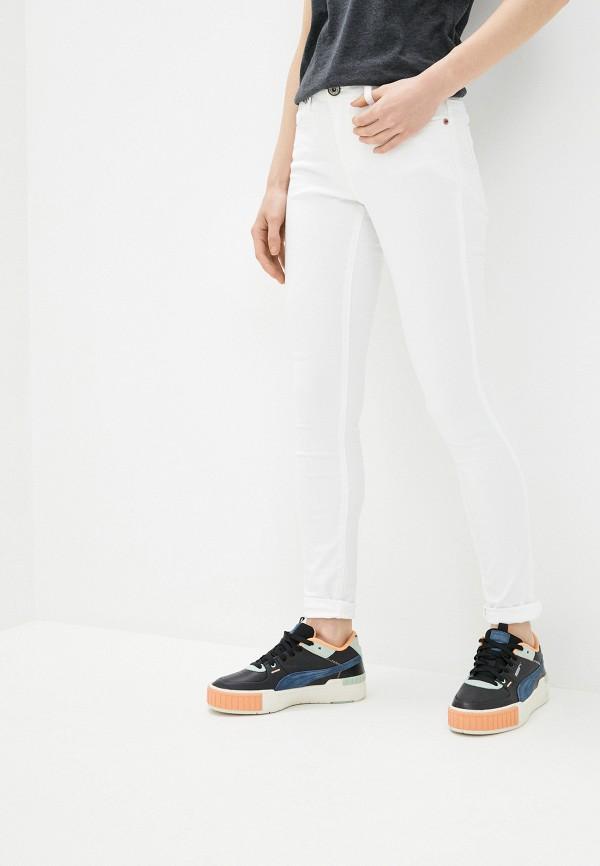 женские джинсы brave soul, белые