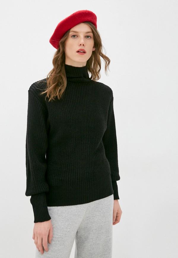 женский свитер brave soul, черный