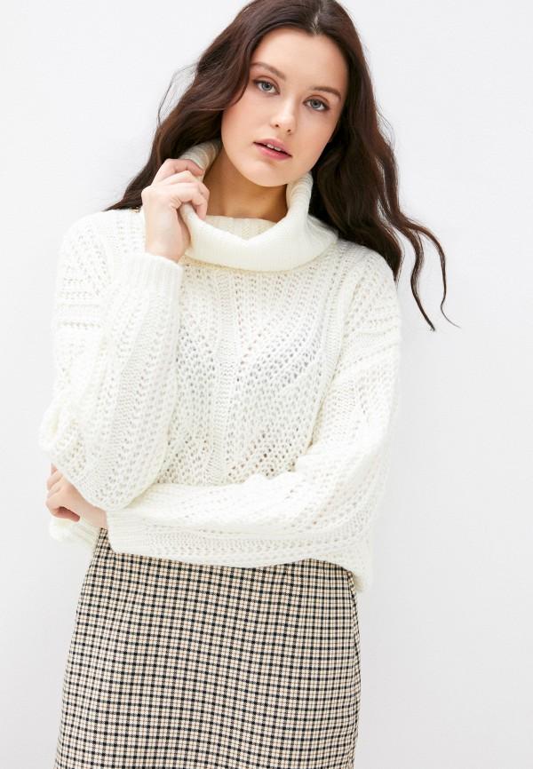 женский свитер brave soul, белый