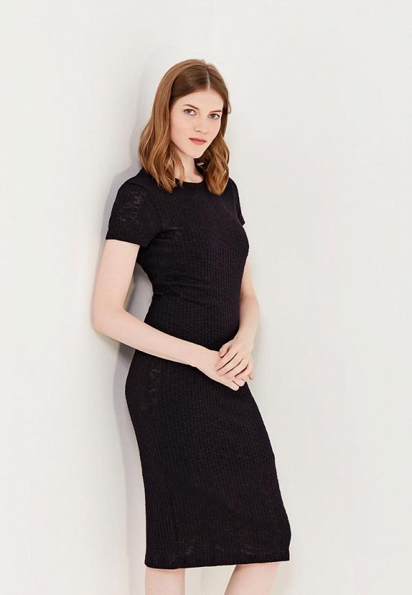 Купить Платье Brave Soul, br019ewulf15, черный, Осень-зима 2018/2019