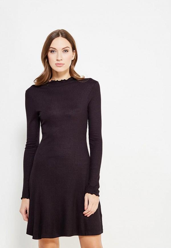 Купить Платье Brave Soul, BR019EWULF32, черный, Осень-зима 2018/2019