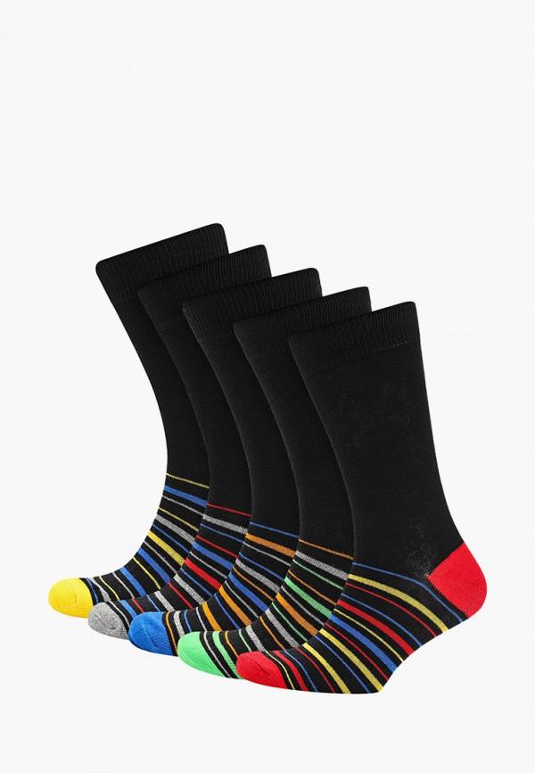 мужские носки brave soul, черные