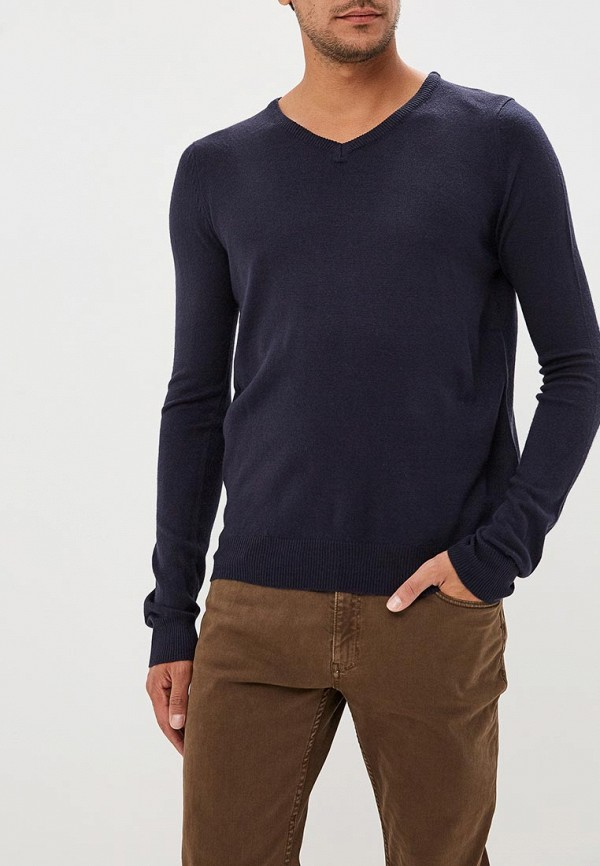 мужской пуловер bruebeck, синий