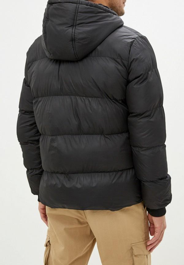 Фото 3 - Куртку утепленная Bruebeck черного цвета