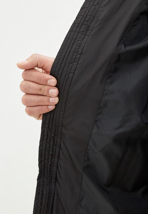 Фото 4 - Куртку утепленная Bruebeck черного цвета
