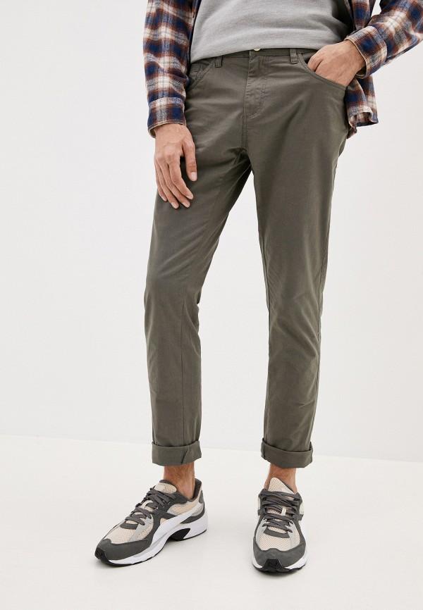 мужские повседневные брюки bruebeck, серые