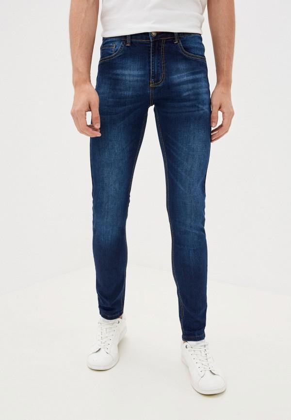 мужские джинсы bruebeck, синие