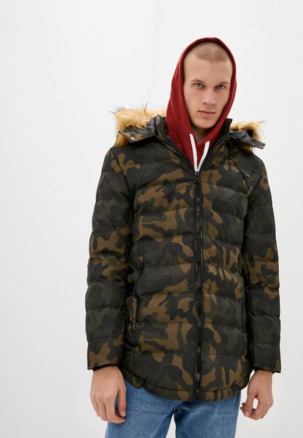мужская куртка bruebeck, хаки