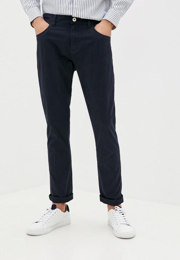 мужские брюки чинос bruebeck, синие