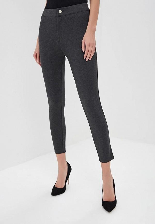 женские повседневные брюки bruebeck, серые