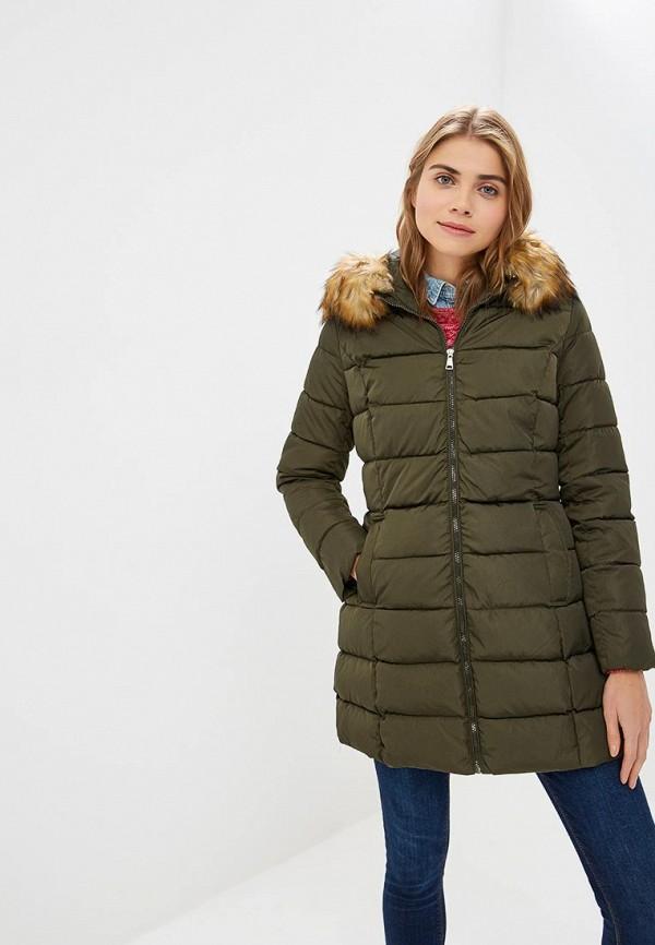 купить Куртка утепленная Bruebeck Bruebeck BR028EWDGWS8 по цене 6190 рублей