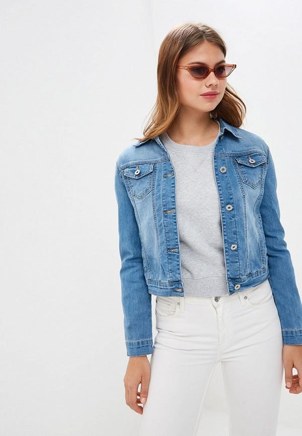 Куртка джинсовая Bruebeck Bruebeck BR028EWFBYJ4 недорго, оригинальная цена