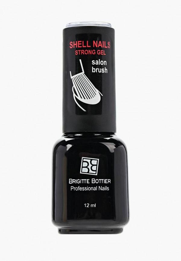 лак для ногтей brigitte bottier, белый