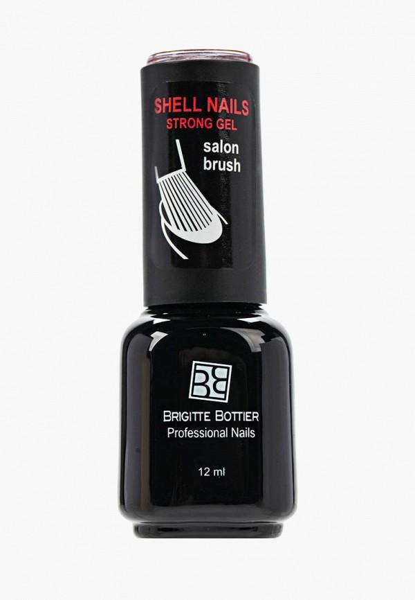 лак для ногтей brigitte bottier, черный