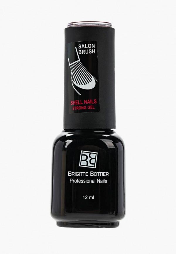лак для ногтей brigitte bottier, красный