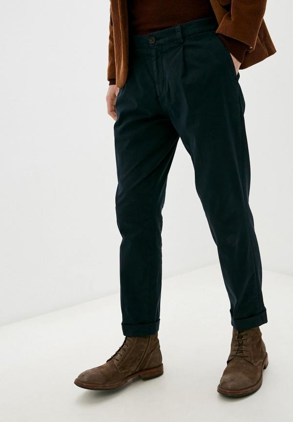 мужские повседневные брюки brunello cucinelli, синие