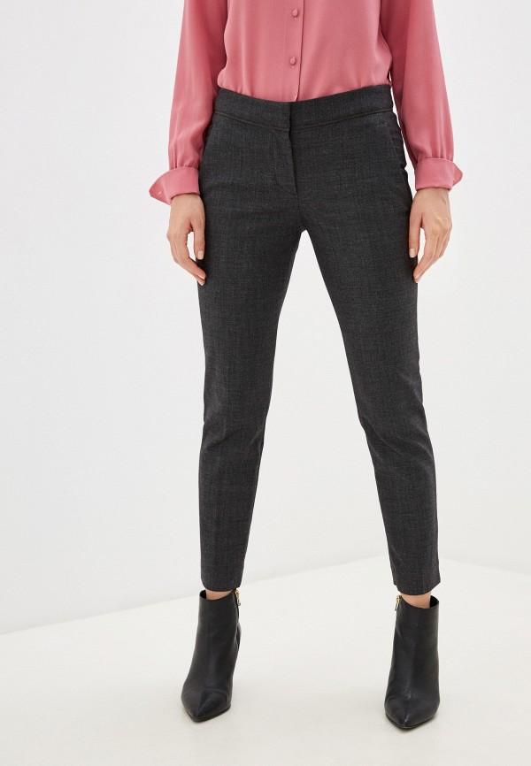женские повседневные брюки brunello cucinelli, серые
