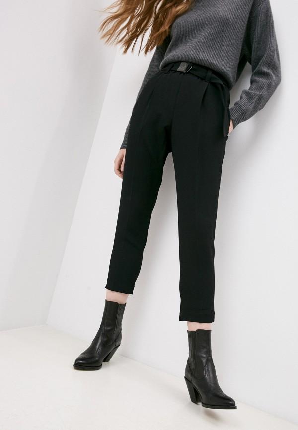 женские повседневные брюки brunello cucinelli, черные