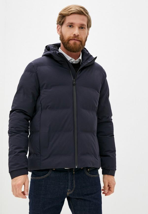 мужская куртка brian dales, синяя