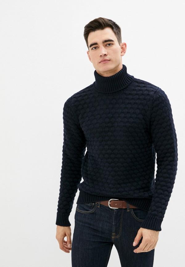 мужской свитер brian dales, синий