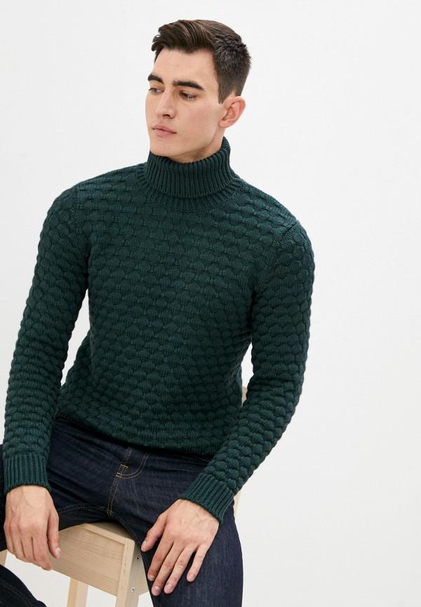 мужской свитер brian dales, зеленый