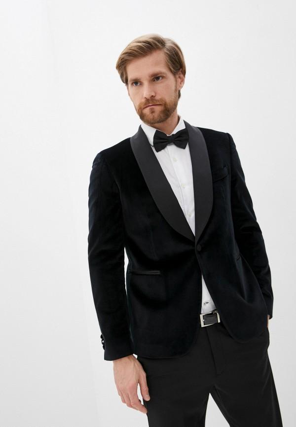 мужской пиджак brian dales, черный