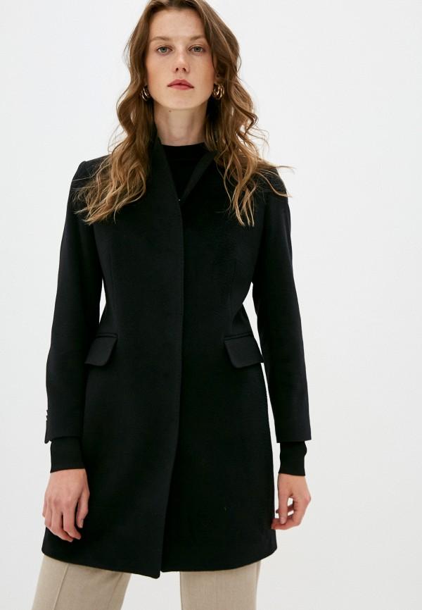 женское пальто brian dales, черное