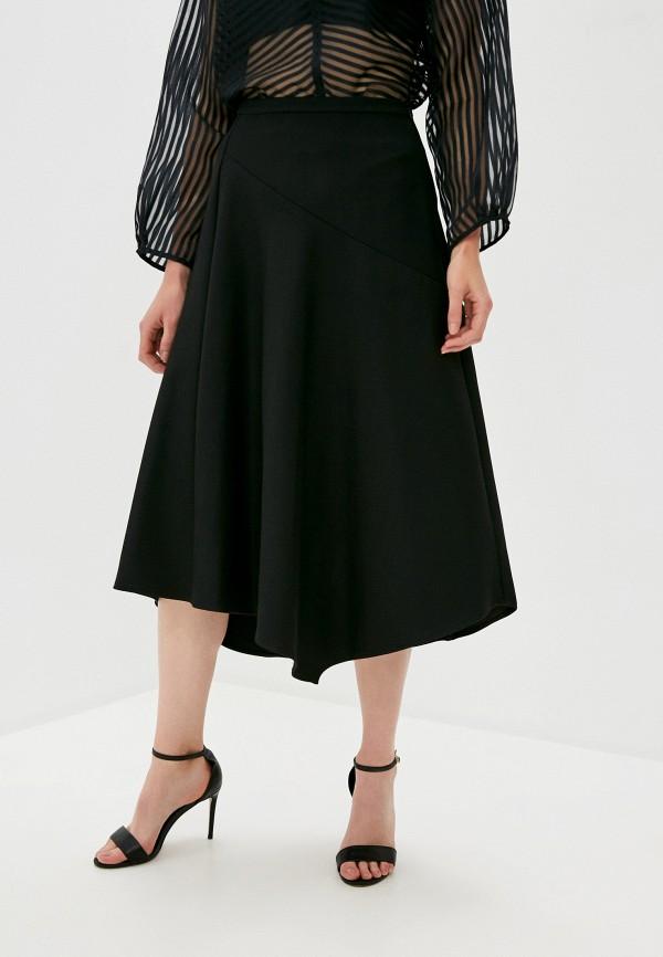женская юбка brian dales, черная