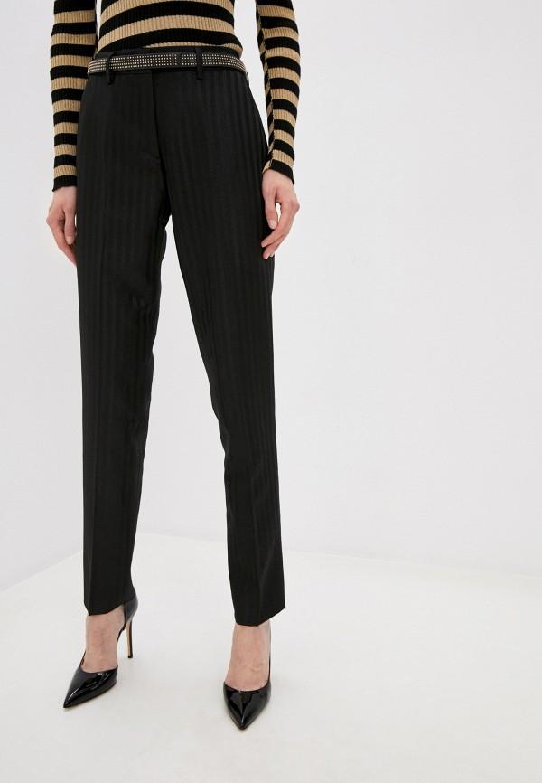 женские повседневные брюки brian dales, черные