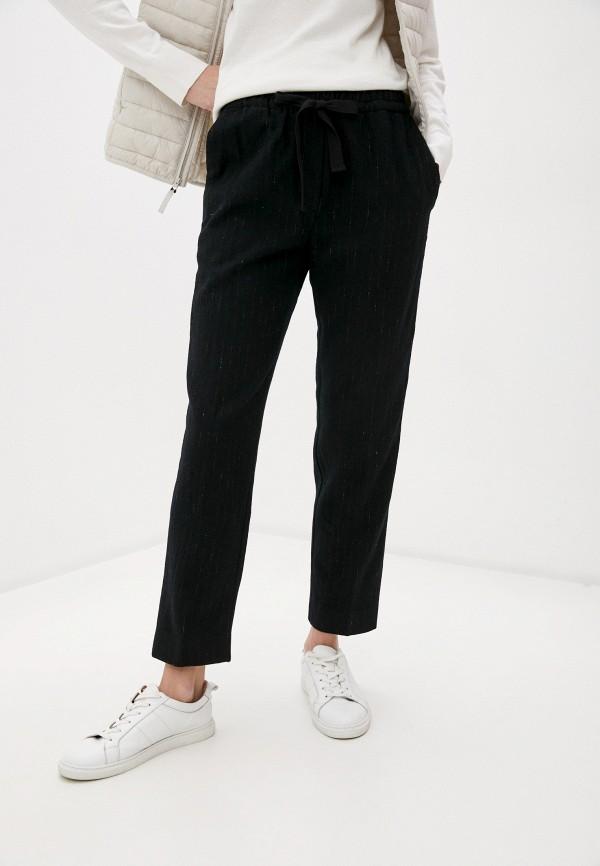 женские брюки brian dales, черные