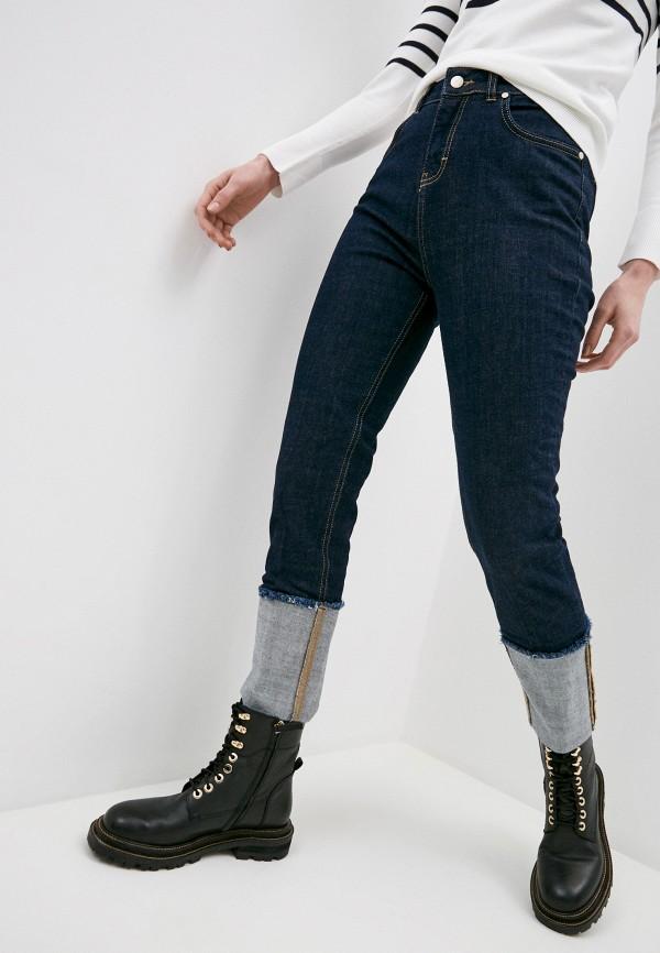 женские джинсы brian dales, синие